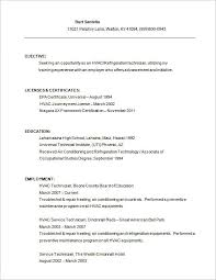 enjoyable inspiration ideas hvac technician resume 14 hvac