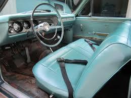El Camino Interior Parts Utility Coupe 1965 Chevrolet El Camino