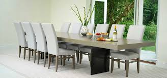 Extra Large Dining Room Tables by Clifton Extending Dining Table With Steel Leg Plates