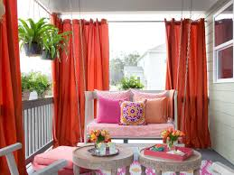 Wind Screens For Decks by You U0027ll Love These Ideas For Beautiful Outdoor Curtains Diy