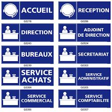 signaletique bureau signalisation d information des bureaux