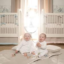 Child Crib Bed Light Blue Linen Crib Bedding Baby Boy Linen Crib Bedding