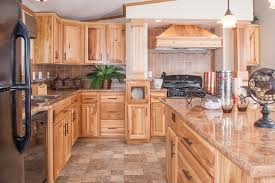 hickory kitchen island image of hickory kitchen cabinets design ideas furniture