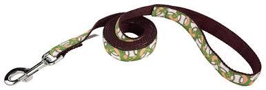 baseball ribbon buy baseball ribbon dog leash online