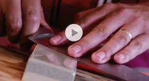 comment aiguiser un couteau de cuisine aiguiser un couteau astuce vidéo gourmand