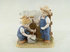 Home Interior Denim Days Figurines by Denim Days Playtime Porcelain Figurine 8827 By Kenakreations