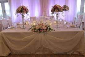 Wedding Head Table Decorations by Wedding Head Table Decorations