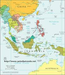 map asie south asia political map world map