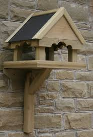 richmond wall mounted bird table premium bird range svw