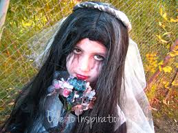 halloween zombie bride makeup zombie bride costume ode to inspiration