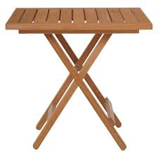 Folding Wooden Garden Table Zeno Solid Oak Folding Garden Table Buy Now At Habitat Uk