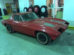 split window corvette value 1963 corvette split window fuelie project bring a trailer