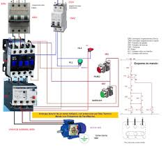 3 phase motor control wiring diagram the best wiring diagram 2017