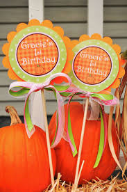 Halloween Baby Party Ideas 143 Best Avaleigh U0027s 1st Birthday Images On Pinterest Birthday