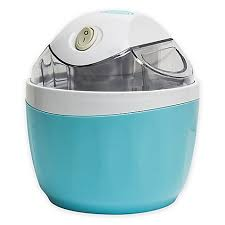 bed bath and beyond ice maker nostalgia electrics 1 pint electric ice cream maker bed bath