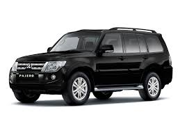 mitsubishi japan mitsubishi pajero facelift launched in japan autoevolution