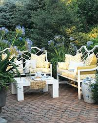 Martha Stewart Patio Furniture Cushions by Creative Outdoor Spaces Martha Stewart
