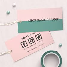 product tags hang tag custom clothing label custom textile