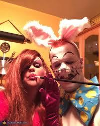 Roger Rabbit Halloween Costume Jessica Roger Rabbit Couple U0027s Halloween Costume