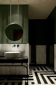 dark green bathroom ideas best 25 dark green bathrooms ideas on