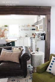 Fall Living Room Ideas by Finding Fall Home Tour Neutral And Natural