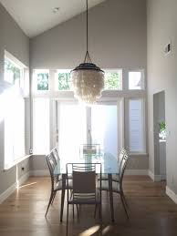 Chandelier For Cathedral Ceiling Need Help On How To Hang Curtains For Vaulted Ceiling Rooms
