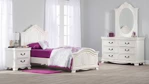Isabella Rustic White Bedroom Set Twin Bed Isabelle White Oxford Baby U0026 Kids