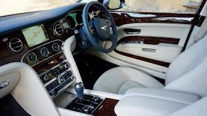 bentley mulsanne executive interior mulsanne images price specification features rating review