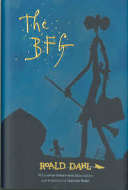 what colour paper did roald dahl write on all books quentin blake the bfg limited edition