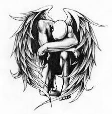 angel tattoos meaning tattoo designs