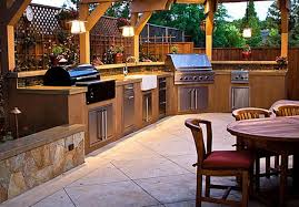 cabinet illustrious outdoor kitchen designs cost contemporary