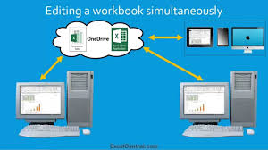 Online Spreadsheet Sharing Excel Tutorial Excel Online Share Excelcentral Com Youtube
