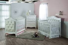 Vintage White Baby Crib by Pali Design Diamante Collection Vintage White Swanky Babies