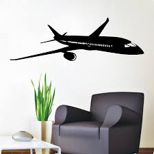 popular airplane wall decals buy cheap airplane wall decals lots