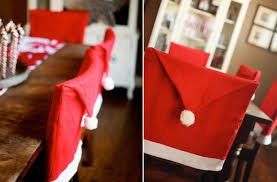 santa chair covers groopdealz santa hat chair covers
