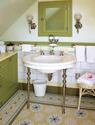 Tiles Design For Kitchen Floor 25 Best Vintage Bathroom Tiles Ideas On Pinterest Tiled