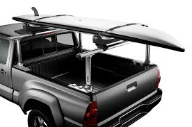 2009 Toyota Corolla Roof Rack by 1999 2007 Chevy Silverado Thule Xsporter Truck Rack Thule 500xt