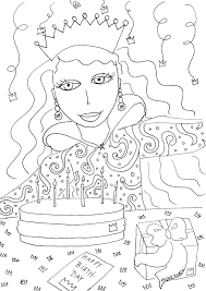 charming manny ice age colouring pages 4 happy birthday