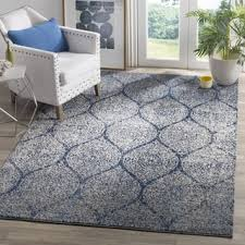 navy contemporary rugs u0026 area rugs for less overstock com