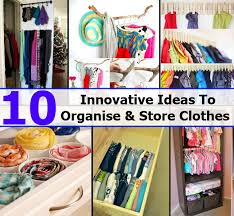 diy storage ideas for clothes extraordinary innovative clothes storage pictures best idea home
