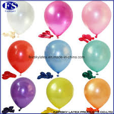metallic balloons china metallic balloons mixed colors 20 colors pearl color china