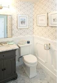 wallpaper in bathroom ideas designer wallpaper for bathrooms simple kitchen detail