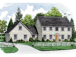colonial style home plans terrebonne colonial style home plan 092d 0182 house plans and more