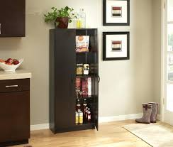 stand alone pantry cabinet stand alone pantry contemporary interior design with distressed