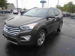 used 2013 hyundai santa fe limited used 2013 hyundai santa fe limited fwd for sale photos
