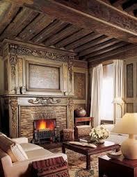 Tudor Interior Design Kate Hudsons Cute Englishstyle La House - Tudor homes interior design