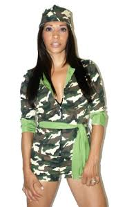 army costumes women costumelook