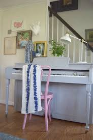 How To Paint A Table How To Paint Your Piano Nesting With Grace