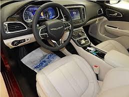 2015 Chrysler 200 Interior Weathertech Color Question