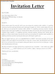 Invitation Letter Us Visa business visit invitation letter unique exle letter of invitation